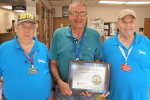 Everglades Club celebrates 55 years of ARRL Affiliation